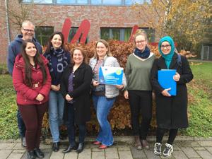 Oberschule nimmt am Erasmus-Plus-Projekt teil