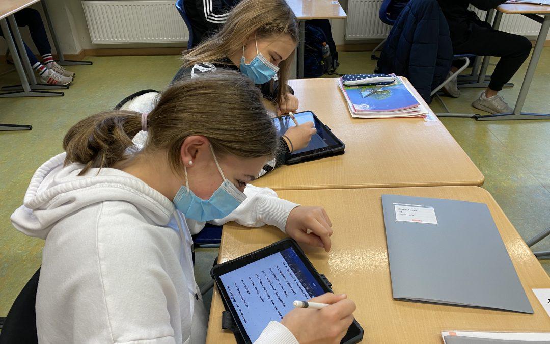 iPad Klassen